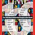 2012時代雜誌全球百大最具影響力人物