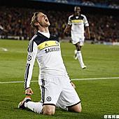 2011-12 歐冠盃準決賽 巴塞隆納vs切爾西 第二回合