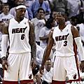 NBA 季後賽之雙槍俠傳奇