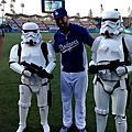MLB 賽場上的星際大戰
