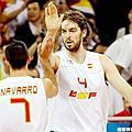 無敵艦隊出航  西班牙近代籃球故事
