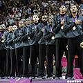 美國隊倫敦奧運精彩回顧