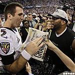 2013 第47屆超級盃 Super Bowl 巴爾的摩烏鴉隊 VS. 舊金山四九人隊