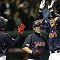 經典賽東京複賽 日本vs荷蘭 場上精采瞬間