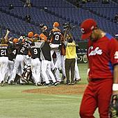 經典賽東京複賽 古巴vs荷蘭 場上精采瞬間