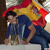 印地安泉網賽 Nadal 拿下傷後第一個硬地賽事冠軍
