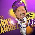 Manny Ramirez 曼尼旋風