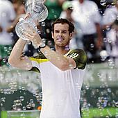 2013 邁阿密網賽冠軍賽精采瞬間