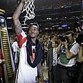 2013 NCAA 男籃冠軍賽 Louisville 擊敗 Michigan 奪冠