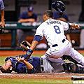 MLB 本壘衝撞瞬間