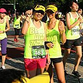 2013 NIKE女生路跑終點照(6) 抵達時間 07:10~07:14