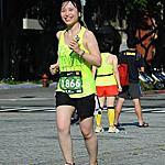 2013 NIKE女生路跑終點照(10) 抵達時間 07:30 之後