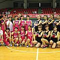新聞盃女子表演賽2:籃球記者 vs. LamiGirls Part1