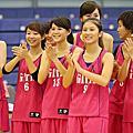 新聞盃女子表演賽3:籃球記者 vs. 大專體總SSU