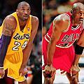 超級比一比!Kobe vs. Jordan