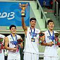 2013年東亞運籃球比賽圖集
