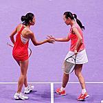 WTA年終賽 謝淑薇&彭帥聯手奪冠