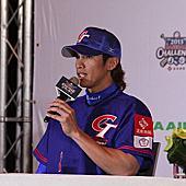 2013經典棒球對抗賽記者會
