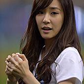 Tiffany開球全紀錄