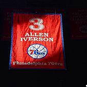 Allen Iverson球衣退休儀式精選圖集