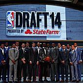 2014年NBA選秀大會