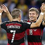 巴西 vs. 德國
