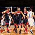 美國隊備戰2014世界盃