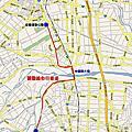 宜蘭腳踏車道路各路線圖