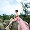 莎士比亞婚紗照;台南婚紗店 --易庭&胡斐