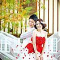 莎士比亞婚紗照;台南婚紗店 --余頴&宜均