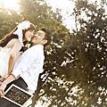 莎士比亞婚紗照;台南婚紗店 --士傑&瑋凌