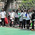 發力婆-國貿科科內排球賽