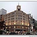 2013.10.04 日本東京.秋-Day2.銀座散步