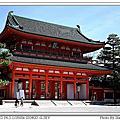 2010.08.28 日本關西之旅Day2-平安神宮