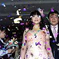 20090118豪偉&淑惠公證宴客