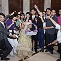 20090628士鋒&佳茵結婚