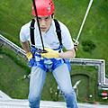 2009.07.30. 50公尺垂降