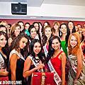 2011世界比基尼小姐選拔台中記者會