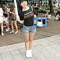 2015-05-31魯比 台北小巨蛋 台灣大哥大體驗