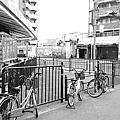 Q1972 日本鐵道旅人杰語 1shot #60 南海天王寺支線.遺跡