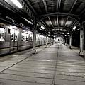 Q1971 日本鐵道旅人杰語 1shot #59 南海天王寺支線.早年