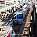 Q1993 日本鐵道旅人杰語 1shot x FUN四國 #07 松山月台傳奇