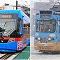 Q2080 日本鐵道旅人杰語:在JR鐵道驚喜偶遇路電車輛