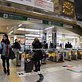 Q2294 日暮里站京成轉車JR