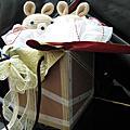 [作品]慧貞的婚禮小兔子