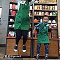Starbucks星巴克小小店經理體驗活動