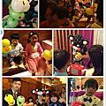 婚禮現場折氣球20131020