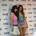 20100728 - 李毓芬 at 娛樂丸
