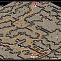古魯丁地監地圖