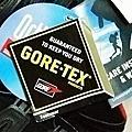 20100815 Salomon Gore-Tex 登山鞋開箱!